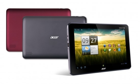 Cara Hard Reset Acer Iconia Tab A200