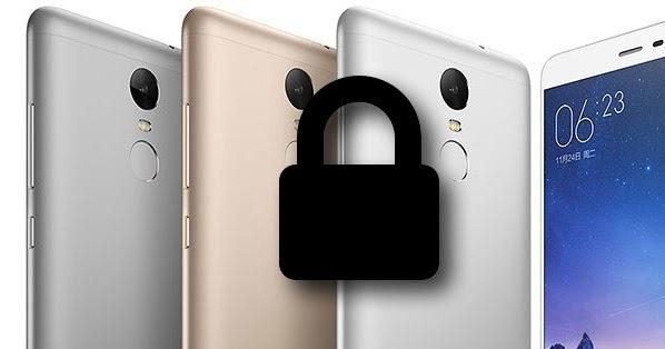cara unlock bootloader Xiaomi redmi 3