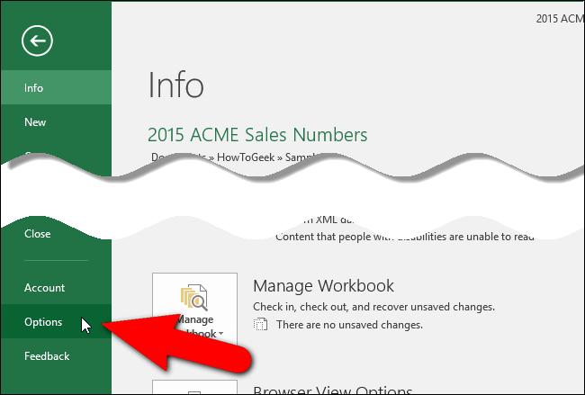 Cara Mengubah Default File Format untuk Saving di Word, Excel, dan PowerPoint 2016