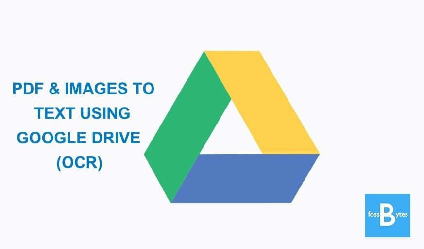 Cara Convert File Scan PDF dan Gambar ke Teks Menggunakan Google Drive