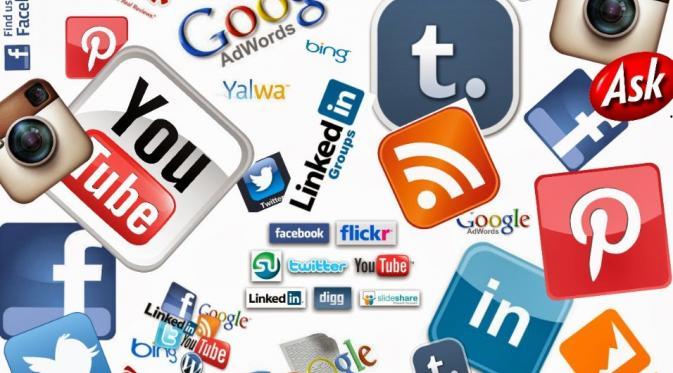 Berbagai Media Sosial yang Ternyata Pernah Ada