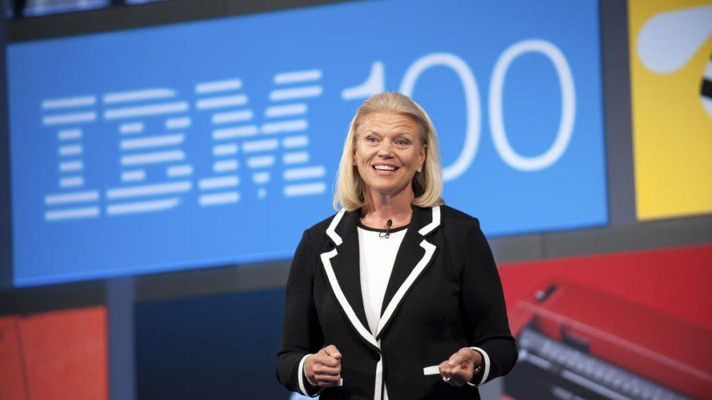 Virginia Rometty, CEO IBM yang Pekerja Keras