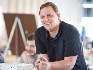 Michael Arrington Perintis TechCrunch, Blog Resminya Silicon Valley