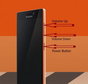 Cara mudah Hard Reset Lenovo Vibe X2