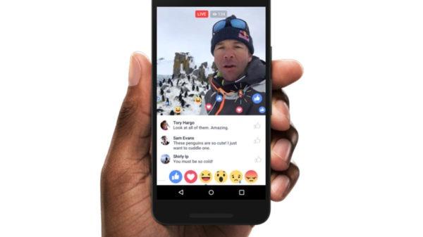 Facebook Live, Layanan Live Video Ala Facebook