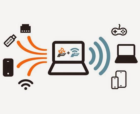 Cara Membuat Hotspot Dari Modem USB