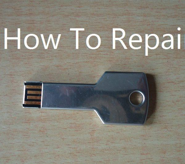 Cara Memperbaiki Flashdisk atau SD Card yang Rusak