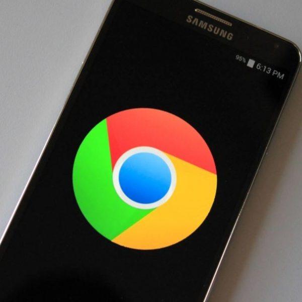 Cara Daftar dengan Cepat Pada Chrome Untuk Android