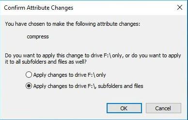 Cara Compress Drive Untuk Disimpan ke Disk Space Menggunakan NTFS Compression