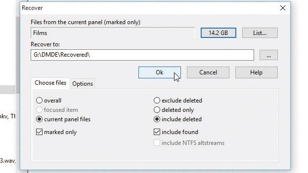 Cara Recovery File yang Telah Terhapus