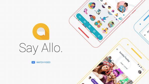 Messaging App Baru, Google Allo