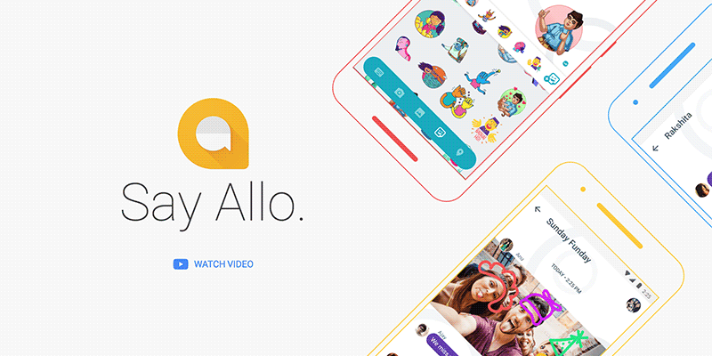 Messaging App Baru, Google Allo