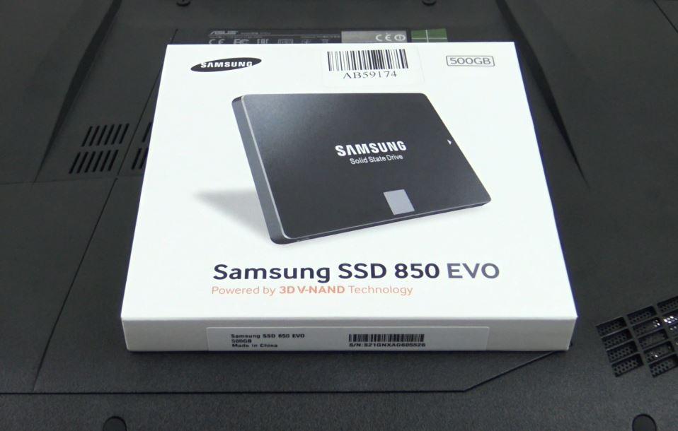 Sepertiga Notebook Gunakan SSD