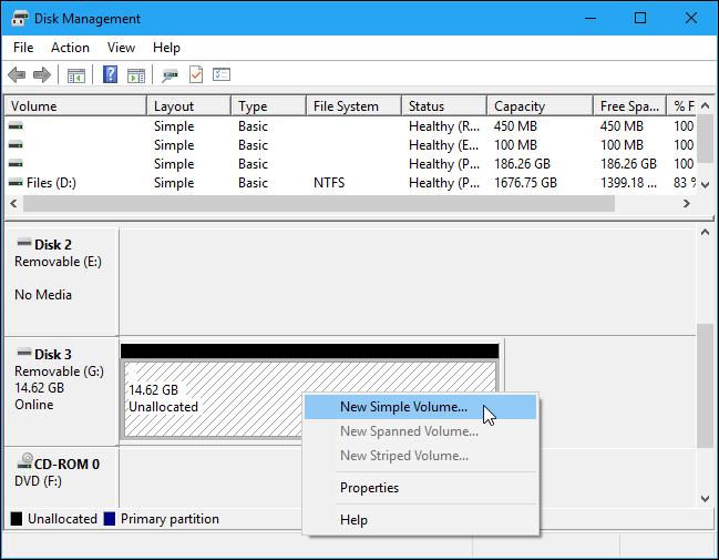 Cara Memunculkan Flashdisk yang Tidak Terdeteksi di Windows
