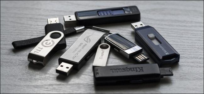 Cara Menemukan USB Drive yang Tidak Terdeteksi di Windows 7, 8 dan 10