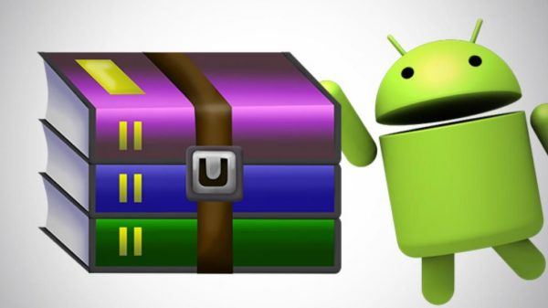 Cara Extract Atau Buka File Rar Zip di Android