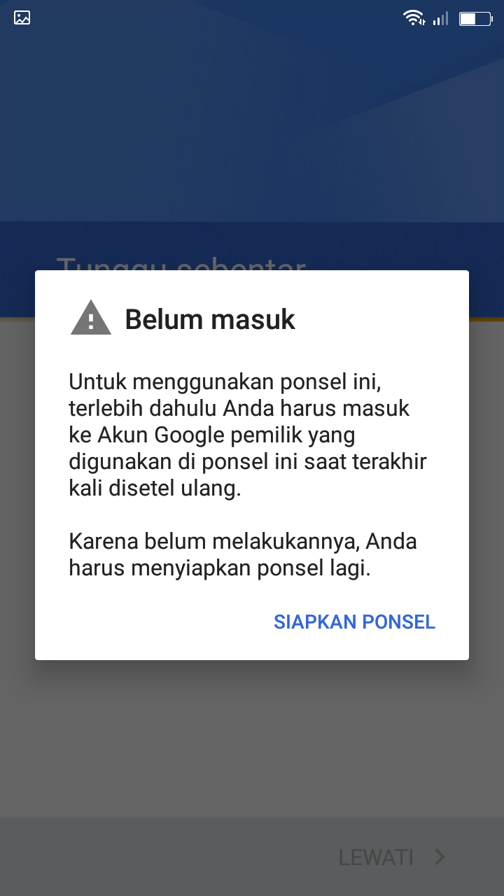 Cara Bypass Google Account Advan I5e Tanpa Pc Warung Komputer