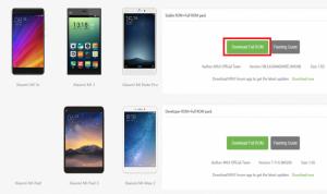 Cara Mudah Upgrade ROM MIUI Xiaomi Tanpa PC