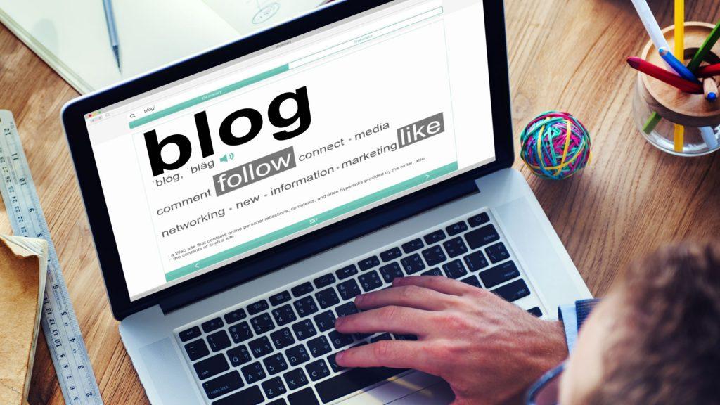 blogging 1024x576 - Jasa Pembuatan Blog Tangerang