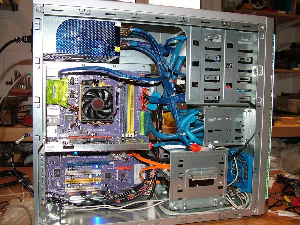 Jasa Rakit Komputer di sekitar BSD