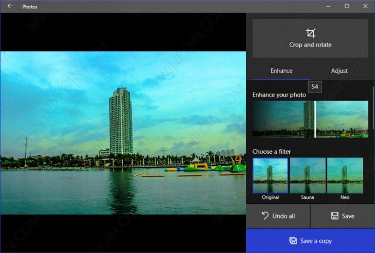Tutorial Meningkatkan Foto Tanpa Aplikasi Tambahan di Windows 10