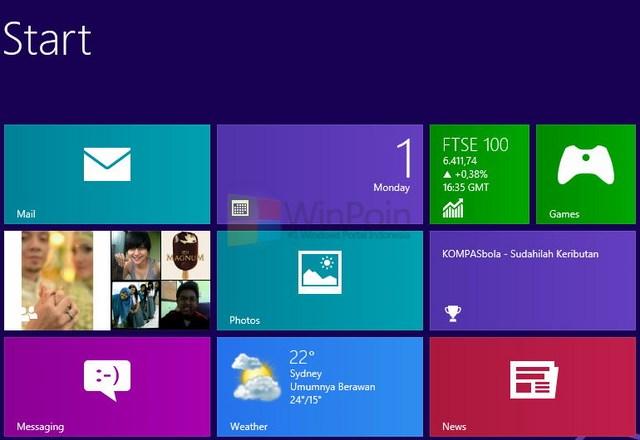Tutorial Menambahkan Akun Email di Aplikasi Mail Windows 8