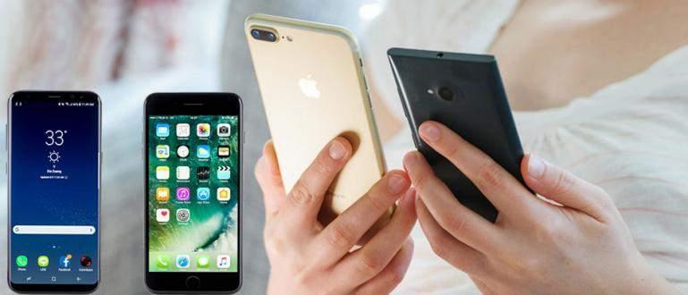 Cara Transfer Foto dari iPhone ke Android