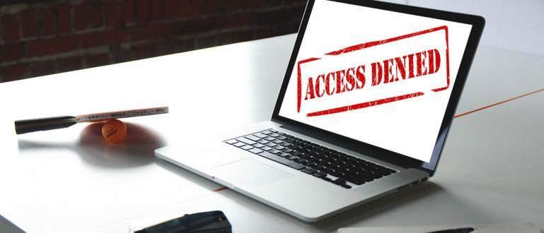 Cara Membuka Situs yang terblokir di Internet