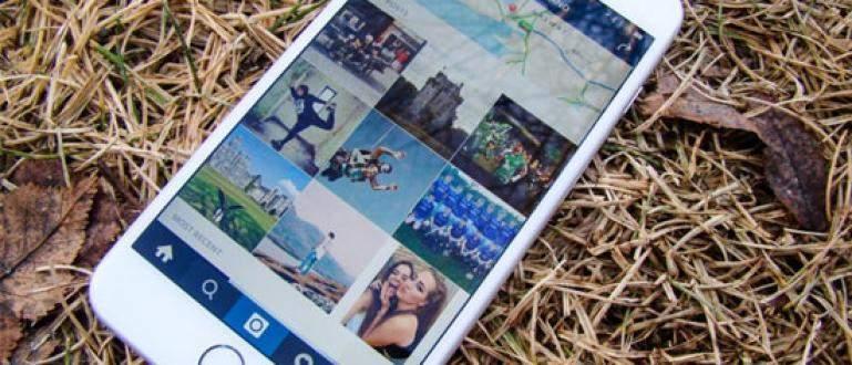 Cara Menambahkan Lokasi Baru di Instagram