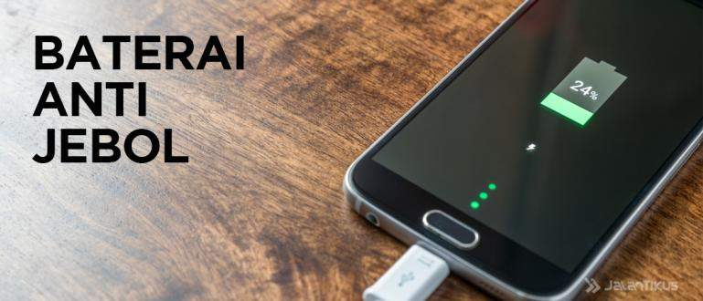 Cara Mencegah Baterai Smartphone agar tidak Boros