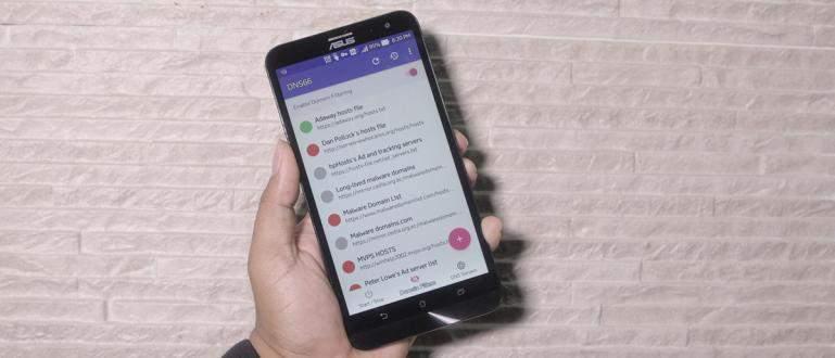 Cara Blokir Iklan pada Aplikasi Android Tanpa di Root