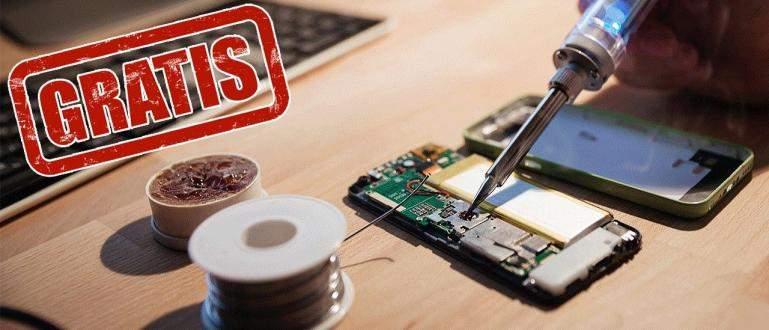 001 cara mengatasi tombol android yang rusak - Cara Mengatasi Tombol Android yang Rusak
