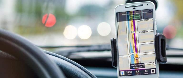 Cara Menguatkan Sinyal GPS di Android