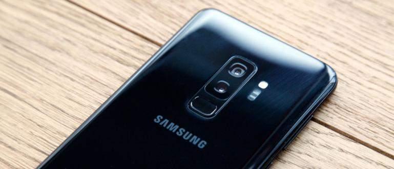 Cara Pakai Kamera Samsung S9 di Smartphone