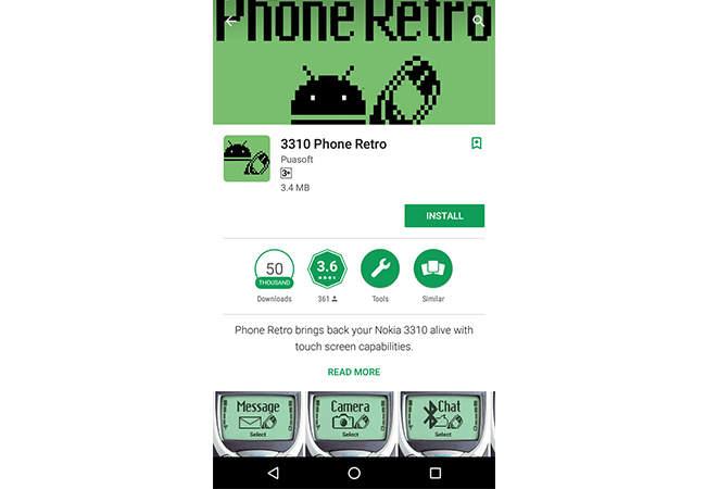 002 cara ubah android jadi nokia