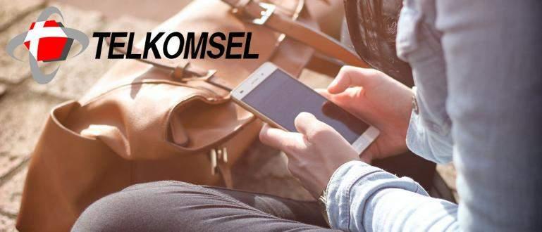 1 5 - Cara Cek Kuota Telkomsel
