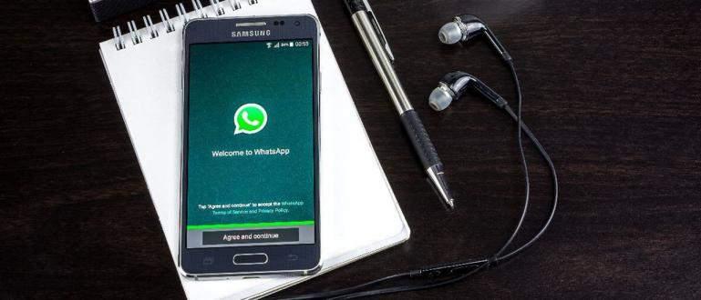 Cara Menyembunyikan Pesan Chat Whatsapp