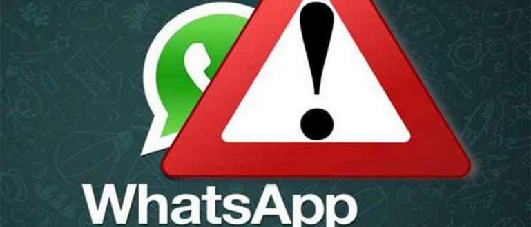 Cara Mengatasi Masalah Pada WhatsApp