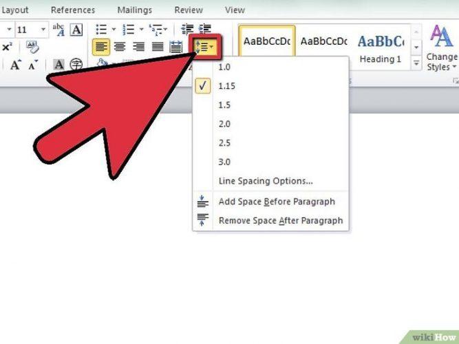 Cara Mudah Merapikan Spasi di Microsoft Word