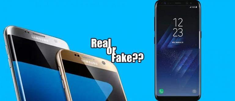 Cara Mengecek Keaslian HP Samsung dengan Tepat