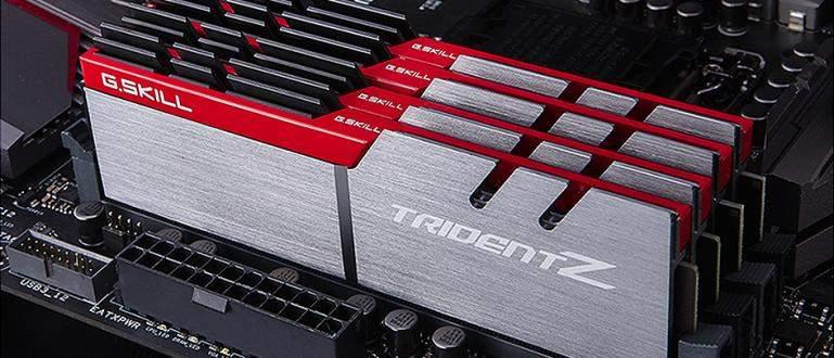 Cara Memilih RAM yang berkualitas untuk PC atau Laptop