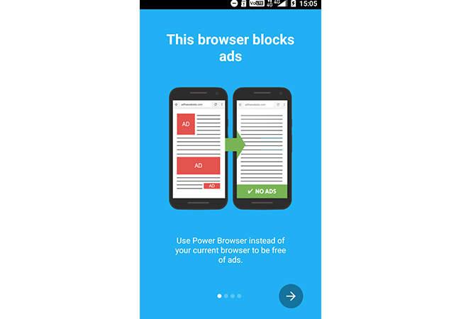 Cara Mudah Browsing Tanpa Iklan di Android