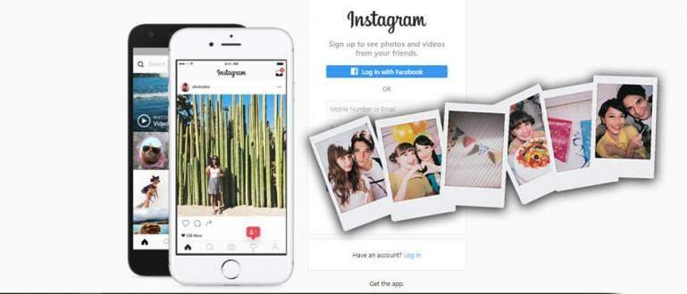 Cara Posting Foto di Instagram Menggunakan PC