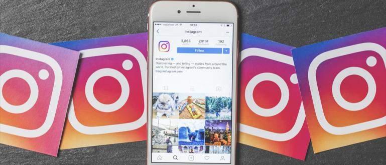 Cara Mudah Menyimpan Foto dan Video di Instagram