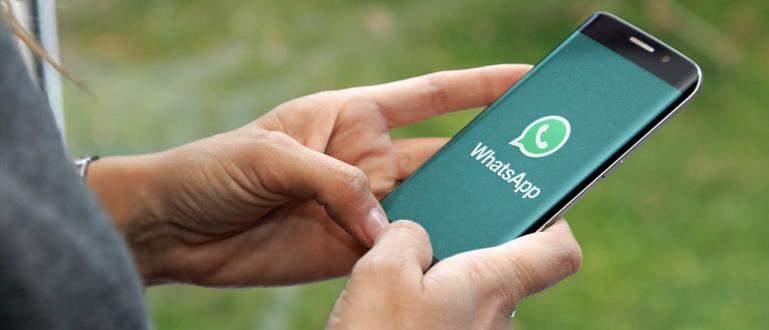 Cara Menghapus Beban Memori di Whatsapp