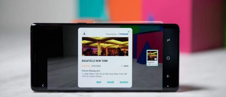Cara Ubah Kamera Android Menjadi Mesin Pencari Google