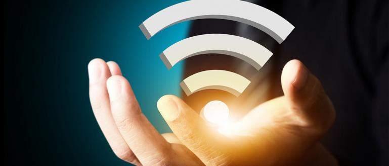 Cara Mudah Meningkatkan Sinyal WiFi