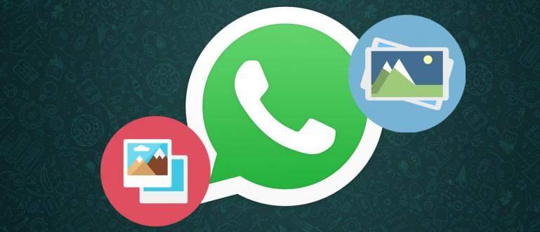 Cara Hapus Foto Spam di Grup WhatsApp pada Android