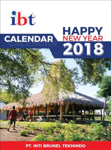 Kalender PT. Inti Brunel Teknindo 2018