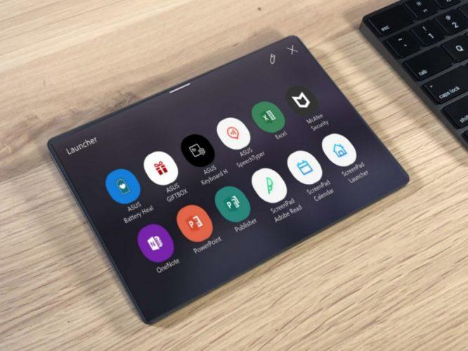 ASUS Hadirkan Touch Bar MacBook ke Laptop Windows